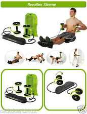 AB Wheel Roller Revoflex Xtreme Fitness Exercise Abdominal Trainer ABS Workout