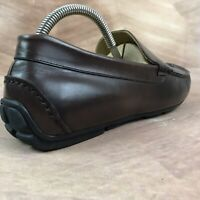 Steptronic Men's Brown Leather Sheep Skin  Shoes Size 9 M