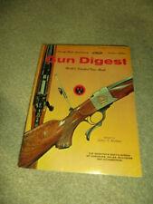 Gun Digest 1969 World's greatest gun book 23rdAnniv De Luxe  Edition Vintage