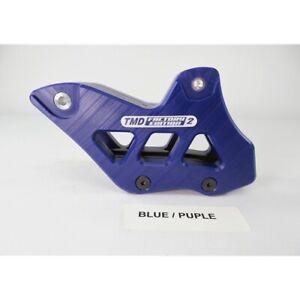 SHERCO REAR CHAIN GUIDE 2011-20 RCG-KT3 TM DESIGNWORKS 250 300 450 PURPLE BLUE