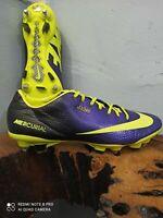 Nike Mercurial Veloce SG UK 8.5 US 9 Vapor Rare boots cleats carbon fibre
