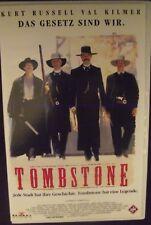 Tombstone * KULT * Kurt Russell * Val Kilmer * Michael Biehn * UFA - Film ***