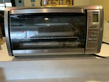 BLACK+DECKER  Stainless Steel 1500 W Digital Convection Electric Toaster Oven -