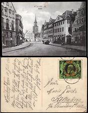 Bayern 92 auf AK FÜRTH i.B.-Markt, 11.6.11 n. Rottenberg