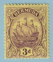 BERMUDA 45  MINT HINGED OG * NO FAULTS EXTRA FINE!