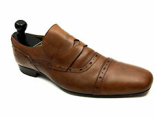 Paul Smith Fashion Luxury Dress Brown Men's Loafers Size US.11 UK.10.5 EUR.45