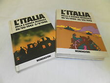 L'ITALIA NELLA II GUERRA MONDIALE - n° 2 VOL. LEGGI DESCRIZIONE - MONDADORI 1975