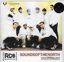SOUNDS OF THE NORTH - BRAND NEW BHANGRA CD SONGS - FREE UK POST