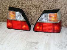 rot-weiße Rückleuchten Heckleuchten MTS VW Golf 2 19E GT GTI 16V G60 Rallyegolf