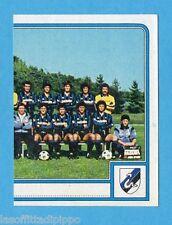 PANINI CALCIATORI 1983/84 -Figurina n.114- SQUADRA DX - INTER -Rec