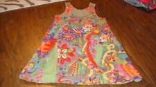 BOUTIQUE OILILY 116 5-6 FLORAL DRESS