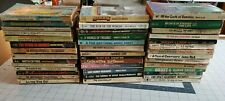 Lot of 41 Vintage Science Fiction Paperback Books