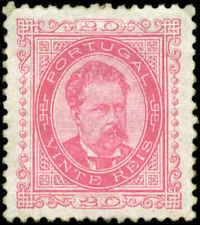 Portugal Scott #64 Mint No Gum