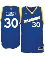 NEW/TAGS Stephen Curry Warriors Adidas Stretch Crossover Swingman jersey