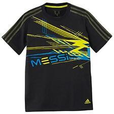 Nouveau grand garçons adidas lionel messi t tee shirt lb 13 14 ans barcelone football