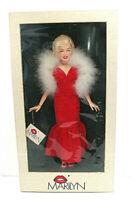 Rare World Doll Vintage 1983 Marilyn Monroe 71890 Doll Celebrity Series