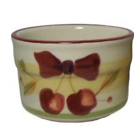Hartstone Russet Apple Holiday Ramekin Trinket Custard Cup Votive Candle Holder