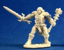 1 x GRUNDOR HOARDTAKER - BONES REAPER figurine miniature jdr d&d barbare 77219