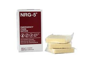 NRG-5 - Notverpflegung Tagesration 500 g/ 2300 kcal (15,78 EUR/kg)