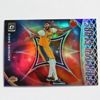 Anthony Davis Panini Optic Prizm Fantasy Stars 2019-2020 #8 LA Lakers NBA Card