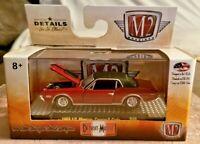 M2 Machines 1968 1/2 Mercury Cougar R-Code 1:64 Diecast Car Detroit-Muscle R-48