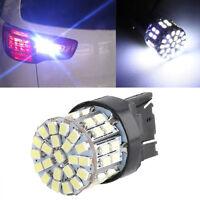 Super Bright White T20 7443 W21/5W 1206 50SMD Car Tail Turn Brake Light Lamp 12V