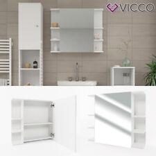 2357903-vicco - Specchio da bagno Fynn 80 cm Bianco