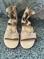 Baby Gap Toddler Girl/'s Spr /'17 Pink Colorblock Play Sandal Shoes 9T//10T NEW