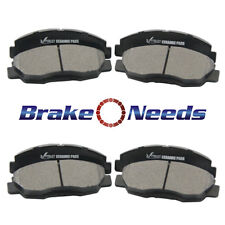 Front and Rear Ceramic Brake Pads VTCRDC000206