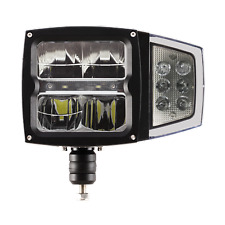 Snow Plow LED Heated Lens Plow Lights HI/LO/Signals/Park Function SAE/DOT Wow!