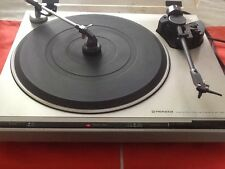 PLATINE DISQUE-PIONEER PL-720-MADE IN JAPON -AUTOMATIC &  NETTOYEUR FONCTIONNE