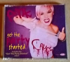 Pink - get the party started   cd single