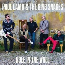 Paul Lamb and The Kingsnakes - Hole In The Wall [CD]