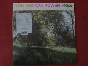 Cat Power - You Are Free  Matador 2003 REISSUE  2012  Matador Sealed