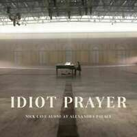 CD  Nick Cave Alone At Alexandra Palace ● Idiot Prayer ● Digipack