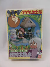 "1986 BANDAI JAPAN ""GE GE GE NO KITARO TSUNA KAKE BABA NO HIYE PLASTIC MODEL KIT"