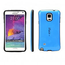 iFace Anti-shock Shockproof Case Cover for Samsung Galaxy Note 4 - Blue