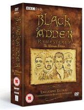 BLACKADDER 1-4 1982-1989 COMPLETE REMASTERED TV Series Seasons NEW R2 DVD not US