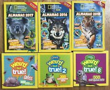 national geographic kids books lot | eBay