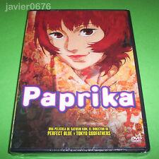 PAPRIKA DVD NUEVO Y PRECINTADO ANIME