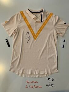 Rafael Nadal Signed Autographed Nike Tennis Polo Shirt (Beckett COA)