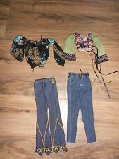 Robert Tonner Tyler Sydney Lot of Designer Clothing jeans dresses boho tops
