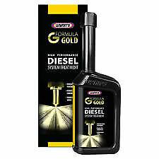 Wynns Formula Gold Powerful Diesel Fuel System Injector Cleaner Treatment 500ml