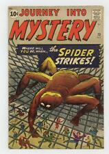 Journey into Mystery #73 GD/VG 3.0 1961