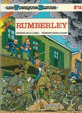 Les Tuniques Bleues N° 15 Rumberley 1984 BD