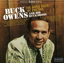 Buck Owens - I've Got a Tiger By the Tail [New CD]