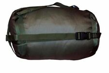 BRITISH ARMY COMPRESSION SACK - FOR JUNGLE SLEEPING BAG - GRADE 1 CONDITION