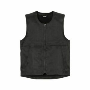 Icon Backlot CE Certified Mens Motorcycle Riders Sleeveless Lightweight Vests