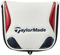Taylormade Japan Golf Putter Cover Mallette Headcover KX620 White With Tracking