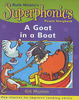 Purple Storybook: A Goat in a Boat (Superphonics), Munton, Gill, Very Good Book